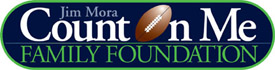 Jim Mora Count on Me Foundation